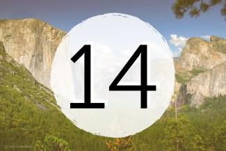 Julkalendern-Yosemite