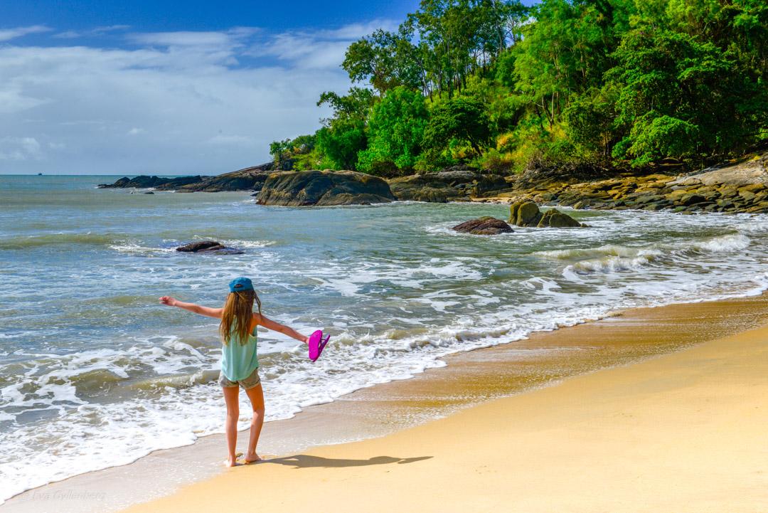 Trinity beach – min favorit bland Cairns norra stränder