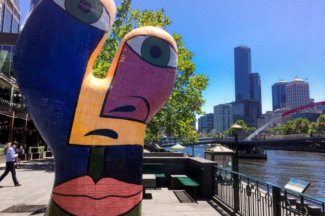 Melbourne- South Promenade