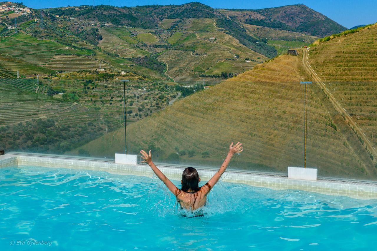 Bo på vingård i Portugal  – Quinta de Casaldronho