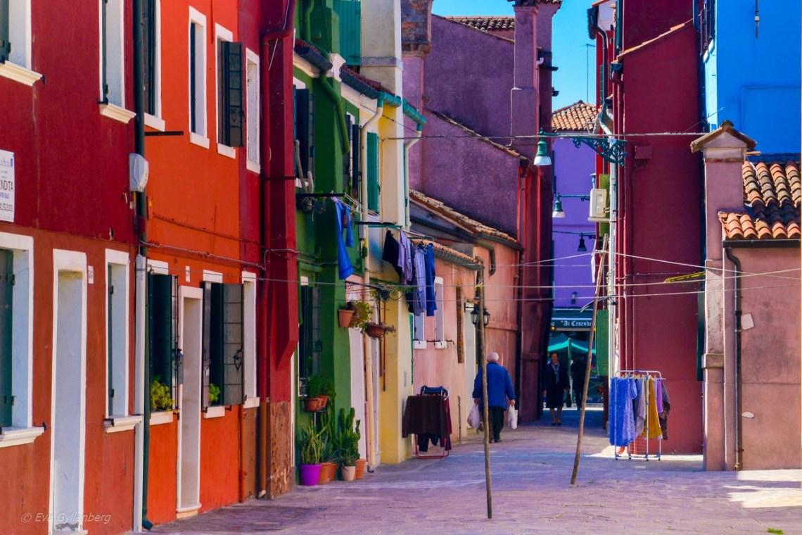 Burano-Italien