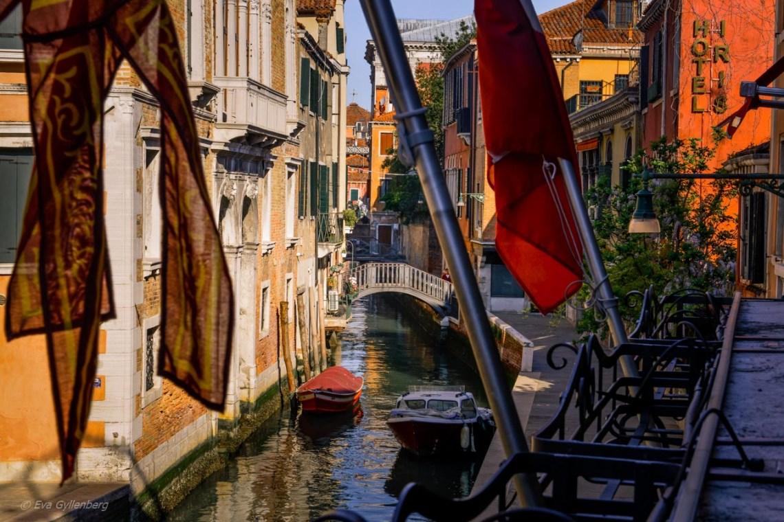 Västra Venedigs små kanaler