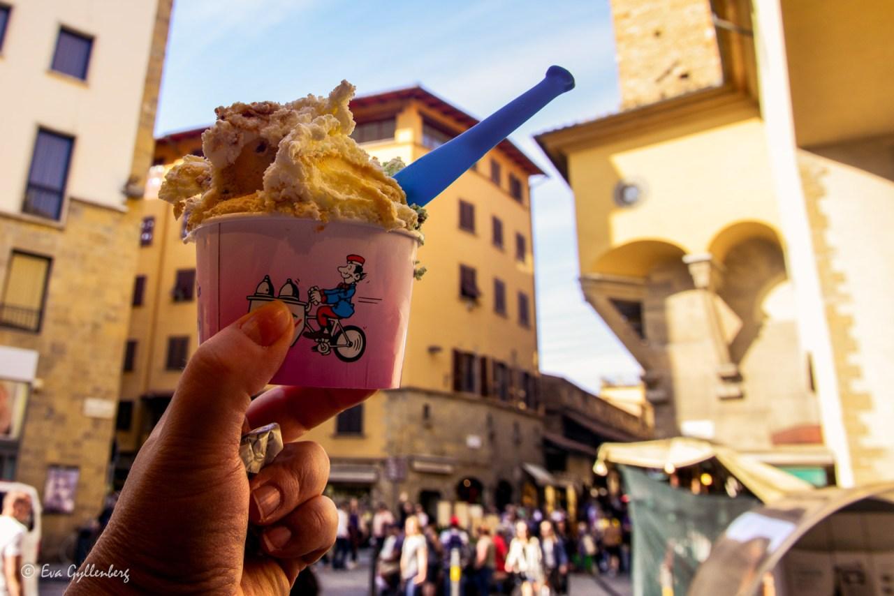 Florens-Italien-Gelato