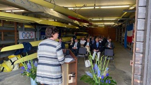 Grußwort von Dr. Sabine Sütterlin-Waack, Ministerin für Inneres, ländliche Räume, Integration und Gleichstellung