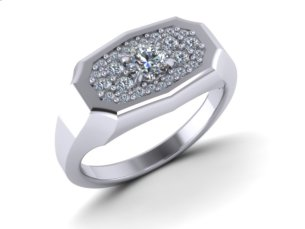 diamond ring for men
