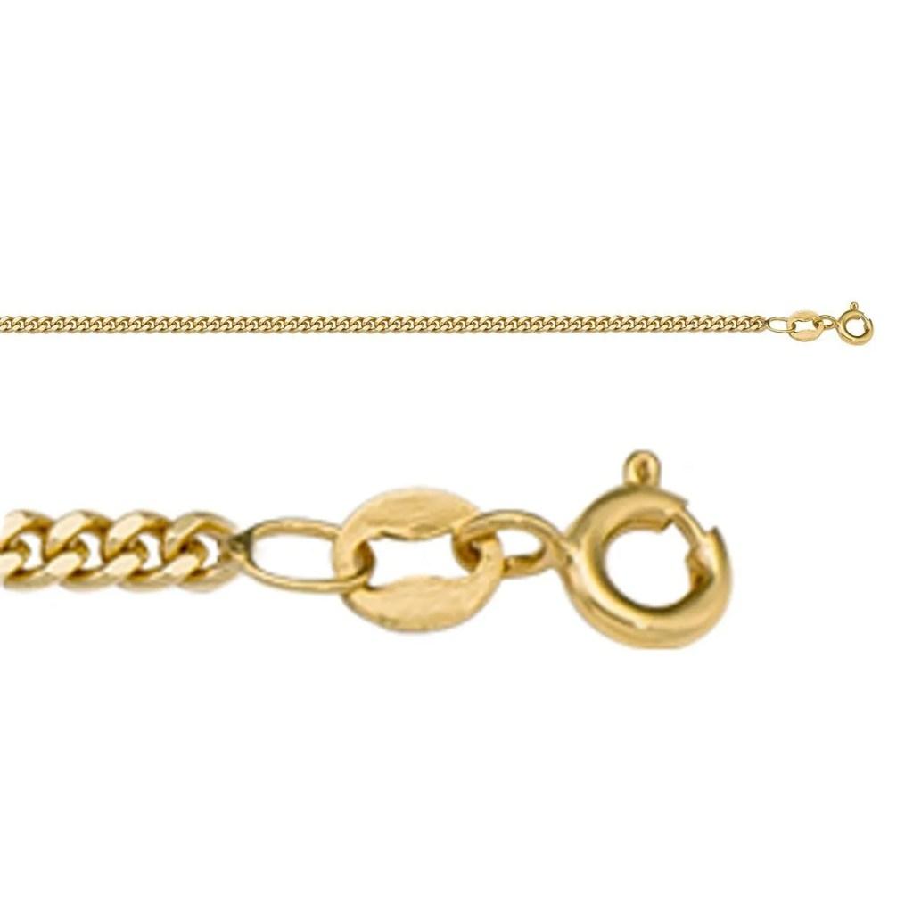 Curb Gold Chain