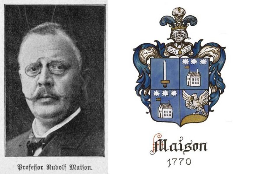Rudolf-Maison-Leben