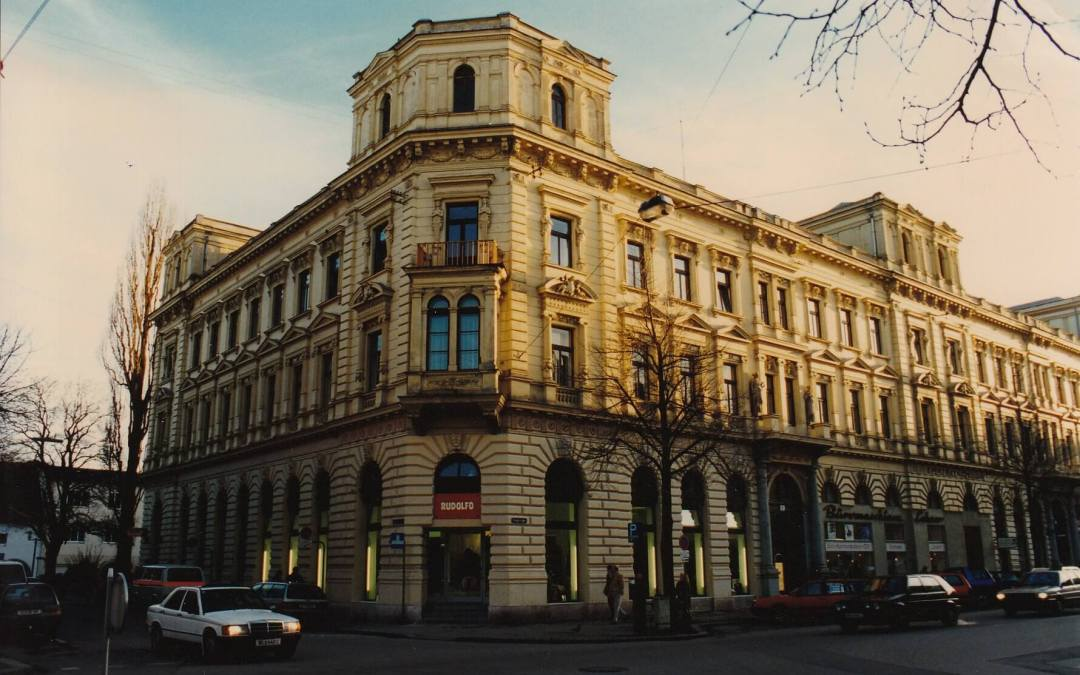Neueröffnung Rudolfo Ringstrasse 4