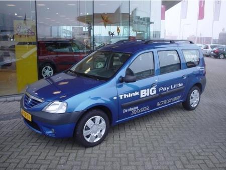 Dacia Logan MCV - test