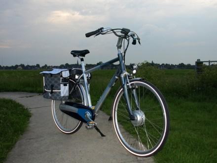 Union Switch e-bike