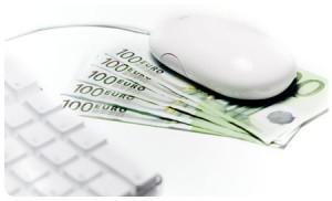 Geld verdienen via internet