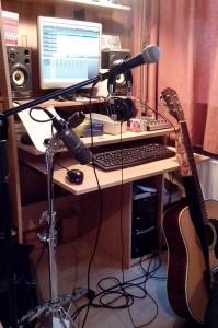 Thuis studio Rudy Brinkman