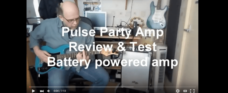 Test: Action Party Amp Gitaar en Zangversterker (met video)