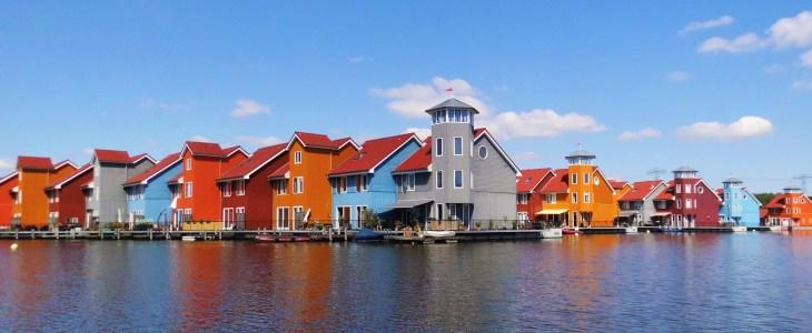 Foto's Stad Groningen