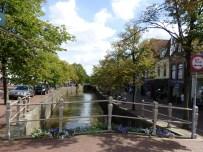 Veel water in Leeuwarden