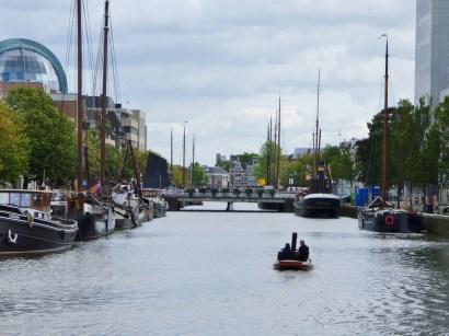 Aan water geen gebrek in Leeuwarden