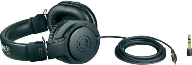 Audio Technica athm20x Test en Review