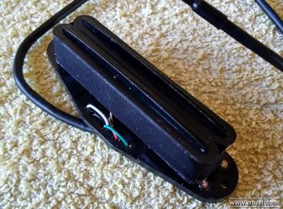 R-O-Caster DIY Stratocaster HSS Upgrade 01