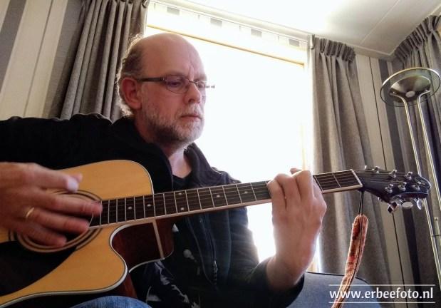 Rudy's Krabbels | 06 Ontspanning Gitaar spelen