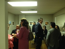 Overview of the Inauguration of #Guategrams Photo Exhibit in New York City by Scott Forrey