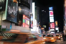 NYC rythm by Rudy Giron