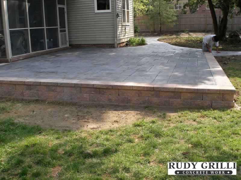 rudy grilli concrete work