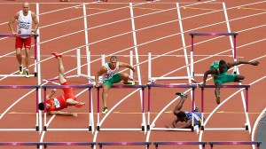 London Olympics Athletics Men