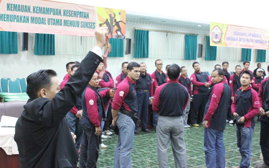 Training Pelatih : KONI DKI Jakarta