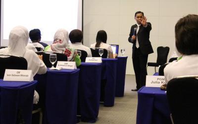 Leadership Training : Hsin Ten International