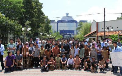 Campus Roadshow: Institut Teknologi Telkom, Bandung