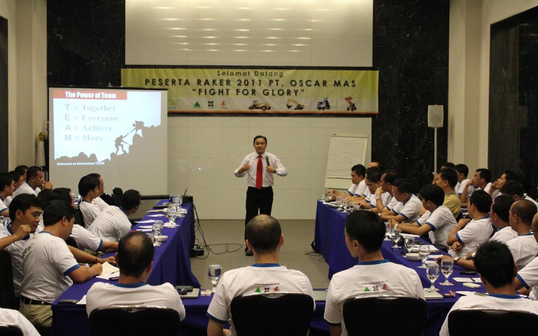 In-House Training: PT. Oscar Mas Menuju Omset 1 Triliun
