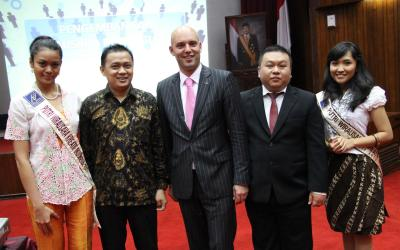 JCI Indonesia: Creating Global Young Entrepreneur