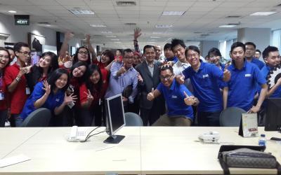 In-House Training: PT. Valbury Asia Futures