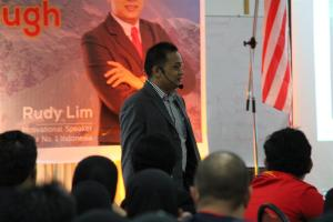 Motivator Indonesia, Pembicara Motivasi Terbaik - Rudy Lim