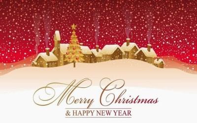 Merry Christmas 2014 & Happy New Year 2015