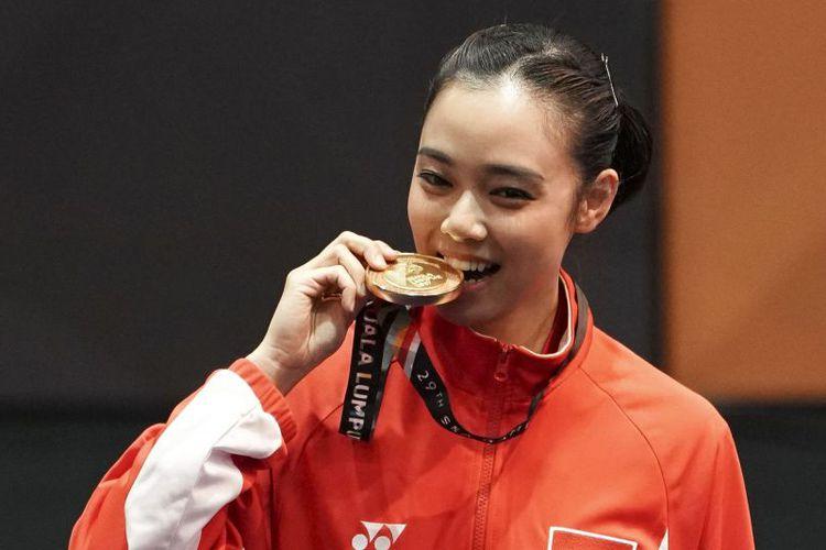 Lindswell Kwok: Ratu Wushu Se-Asia Tenggara