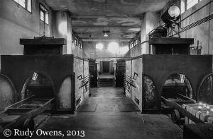 Terezín Camp-Ghetto Crematorium
