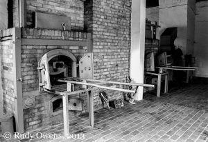 Ravensbrück Camp Crematorium