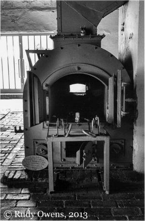 Ravensbrück Camp Crematorium 2