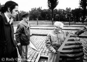 Birkenau Visitors