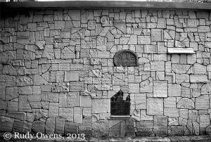Remu Cemetery Wall, Krakow