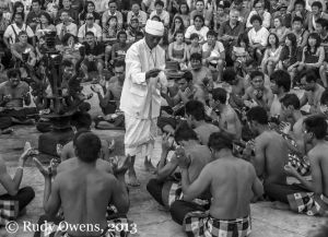 Balinese Kecak Performers