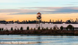 Water Tower, Duwamish River