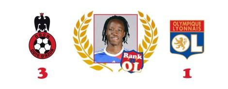 Bako Koné VS Nice