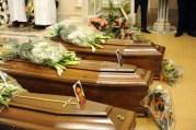 SUICIDI MARCHE: FUNERALI A CIVITANOVA