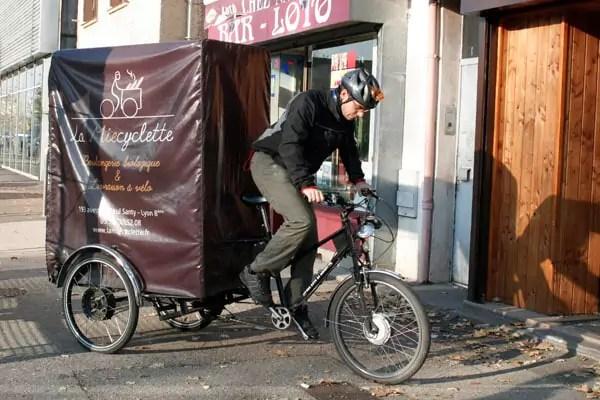 Vélo Miecyclette