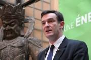 Michel Havard candidat pour Lyon. Crédit : Pierre Maier