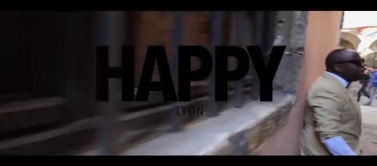 Lyon ville hyper heureuse : une nouvelle version du Happy de Pharell Williams