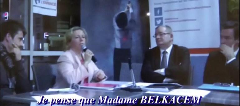 [Vidéo] Une candidate FN à Lyon : «Madame Belkacem rêverait de s'appeler Robert»