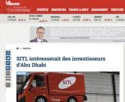 SITL intéresserait des investisseurs d'Abu Dabi